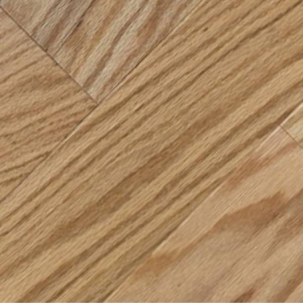 Red Oak - Natural