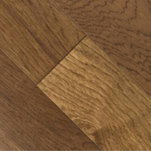Wynwood Collection by Harris Wood Floors Engineered Hardwood 5 in. Vintage Hickory - Gallery Gold