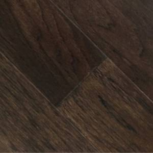 Wynwood Collection by Harris Wood Floors Engineered Hardwood 5 in. Vintage Hickory - Aged Vermillion