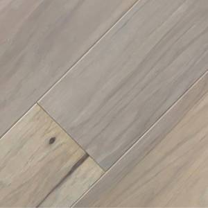 Wynwood Collection by Harris Wood Floors Engineered Hardwood 5 in. Vintage Hickory - Abstract Pewter
