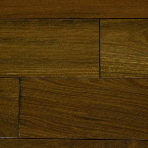 INDUS PARQUET Brazilian Walnut - Solid 3/4 x 5-1/2 Hand-Scraped