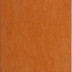 Aquarelle Collection by Interceramic Bullnose 2-½x10 in. - Earth Orange
