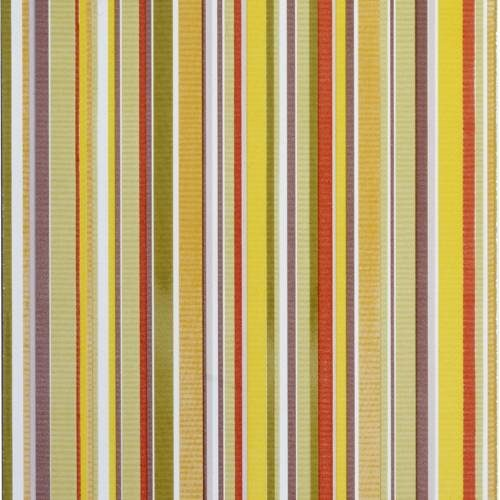 Aquarelle Collection by Interceramic 10x20 in. - Green Stripes