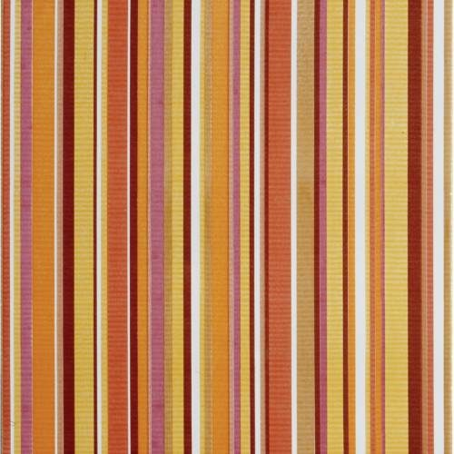 Aquarelle Collection by Interceramic 10x20 in. - Red Stripes