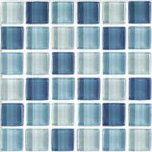 INTERCERAMIC - Interglass Shimmer Blends Collection 2x2 Mosaics
