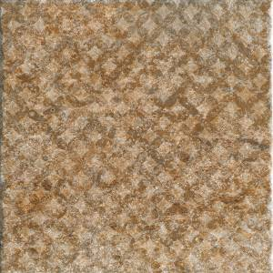 Dordogne Collection by Unicom Starker 18x18 in. Grand Décor - Biscuit