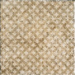 Dordogne Collection by Unicom Starker 18x18 in. Grand Décor - Caramel