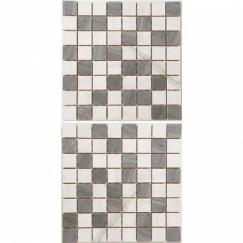 EMIL Ceramica - Hampton Collection 12x12 Mosaic