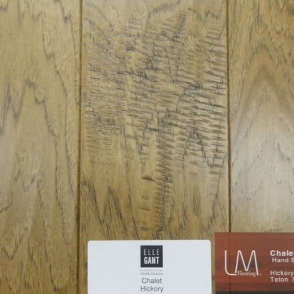 Chalet Collection By Lm Flooring 5 Inch Hickory Ridgeline