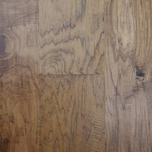 Hawthorne Collection by LM Flooring Engineered Hardwood 4, 5, 6-1/2 inch Hickory - Antique