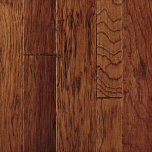 Stony Brook Collection by LM Flooring Hickory - Leathered