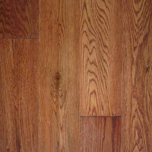 Valley View Collection by LM Flooring Engineered Hardwood 5 inch White Oak - Gunstock