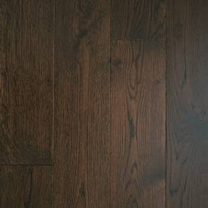 Valley View Collection by LM Flooring Engineered Hardwood 5 inch White Oak - Mocha