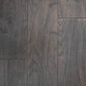 Winfield Collection by LM Flooring Engineered Hardwood 6-1/2 inch Hickory - Charcoal