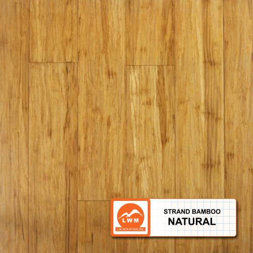 LW Mountain Click Strand Bamboo - 9/16 in. ( 2 colors )