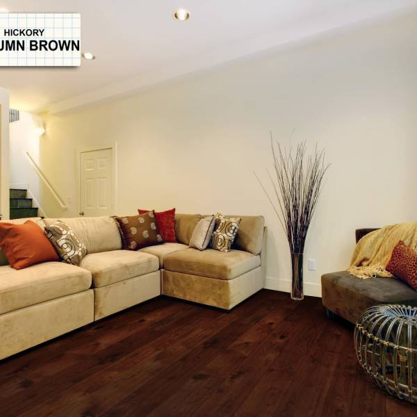 Hickory - Autumn Brown