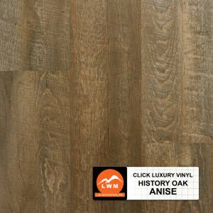 LVP Click Collection by LW Mountain Vinyl Plank 7x48 Anise