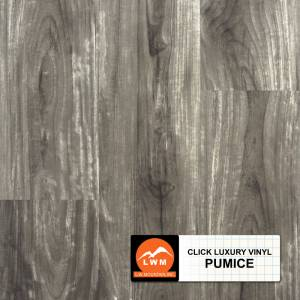 LVP Click Collection by LW Mountain Vinyl Plank 7x48 Pumice