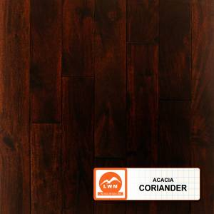 Asian Walnut Collection by LW Mountain Harwood 3 in. Coriander