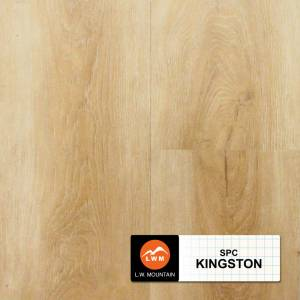 SPC IXPE Padding Click Collection by LW Mountain Vinyl Plank 9x60 Kingston