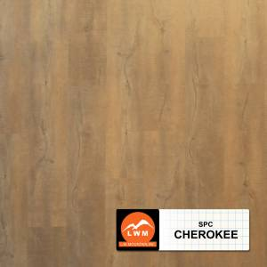 SPC Rigid Core Click Collection by LW Mountain Vinyl Plank 7x48 Cherokee