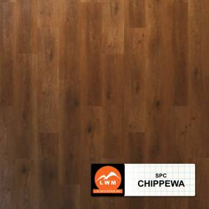 SPC Rigid Core Click Collection by LW Mountain Vinyl Plank 7x48 Chippewa
