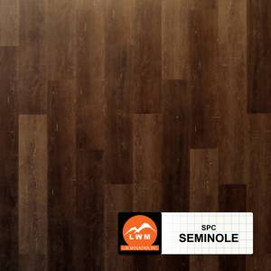 SPC Rigid Core Click Collection by LW Mountain Vinyl Plank 7x48 Seminole