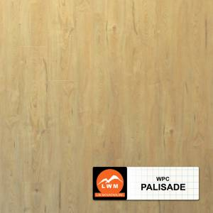 WPC Click Collection by LW Mountain Vinyl Plank 7x48 Palisade
