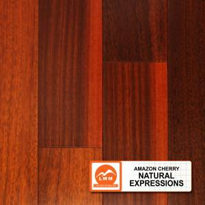 Amazon Cherry by LW Mountain Hardwood 3/4 in.