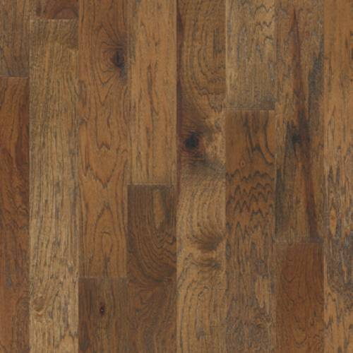 Heirloom Hickory Collection by Mannington 5 in. Antique Natural
