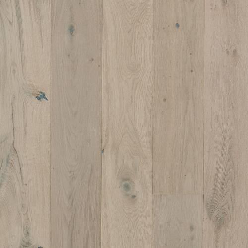 "Latitude Park City Collection by Mannington Engineered Hardwood 7-1/2"" White Oak - Wintry"