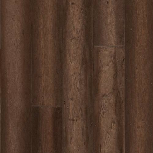 "Lexington Hickory Collection by Mannington Engineered Hardwood 5"" Hickory - Appaloosa"