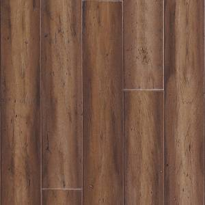 "Lexington Hickory Collection by Mannington Engineered Hardwood 5"" Hickory - Palomino"