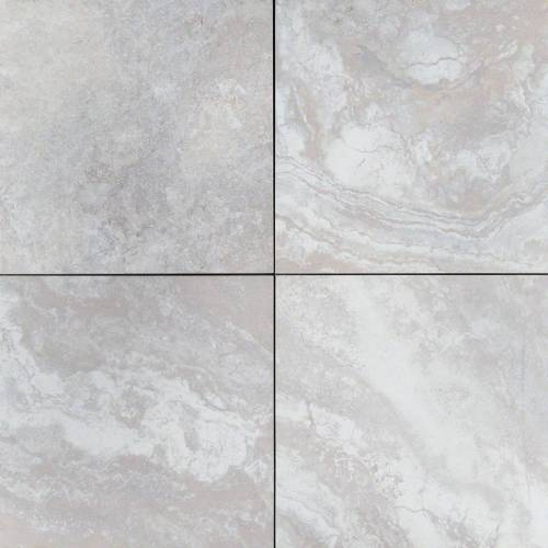 Arterra Collection by MSI Stone Porcelain Paver 24x24 Argento Travertino
