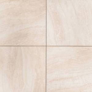 Arterra Collection by MSI Stone Porcelain Paver 24x24 Praia Crema