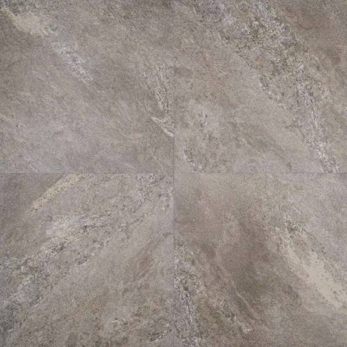 Arterra Collection by MSI Stone Porcelain Pool Coping 13x24 Quarzo Gray Eased Edge