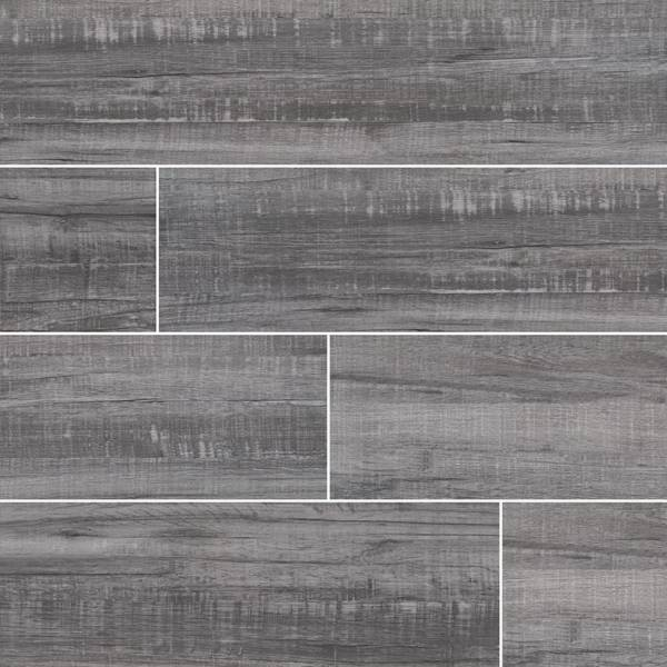 Belmond Collection By Msi Stone Ceramic Tile 8x40 Mercury