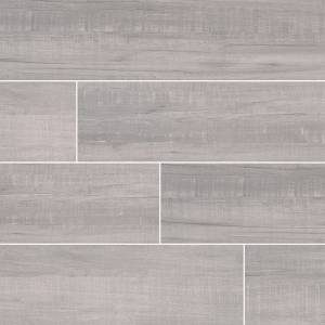 Belmond Collection by MSI Stone Ceramic Tile 8x40 Pearl