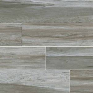 Carolina Timber Collection by MSI Stone Ceramic Tile 6x24 Grey