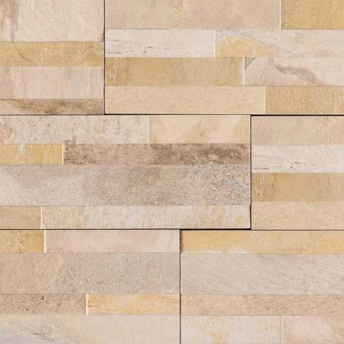 Dekora Porcelain Panel by MSI Stone 6x24 Canyon Cream