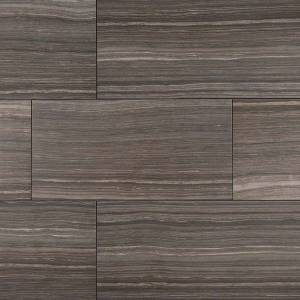 Eramosa Collection by MSI Porcelain Tile 12x24 in. - Grey