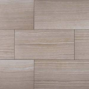 Eramosa Collection by MSI Porcelain Tile 12x24 in. - Silver