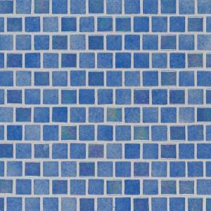 Glass Mosaic Tile by MSI Stone 1x1 Hawaiian Beach