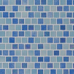 Glass Mosaic Tile by MSI Stone 1x1 Hawaiian Coast