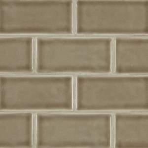 Highland Park Collection by MSI Stone Mosaic Tile 3x6 Artisan Taupe Subway