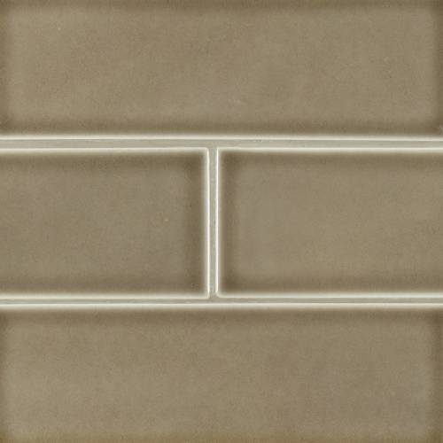 Highland Park Collection by MSI Stone Mosaic Tile 4x12 Artisan Taupe Subway