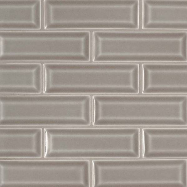 Dove Gray Beveled
