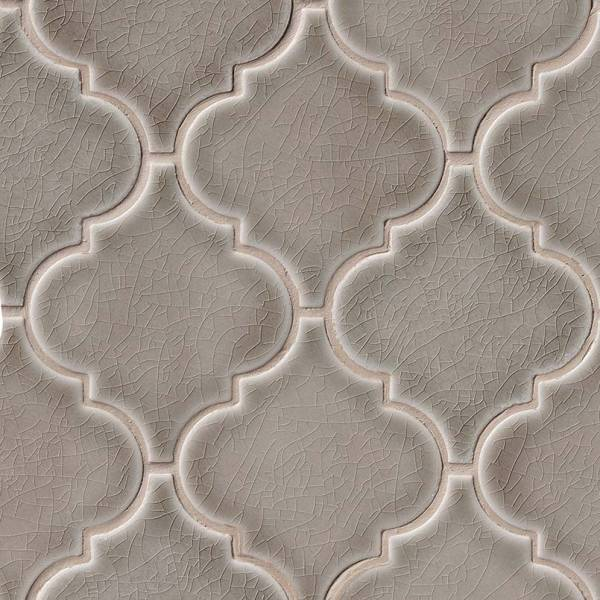 Dove Gray Arabesque