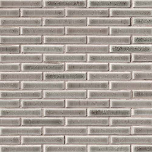 Highland Park Collection by MSI Stone Mosaic Tile Dove Gray Brick