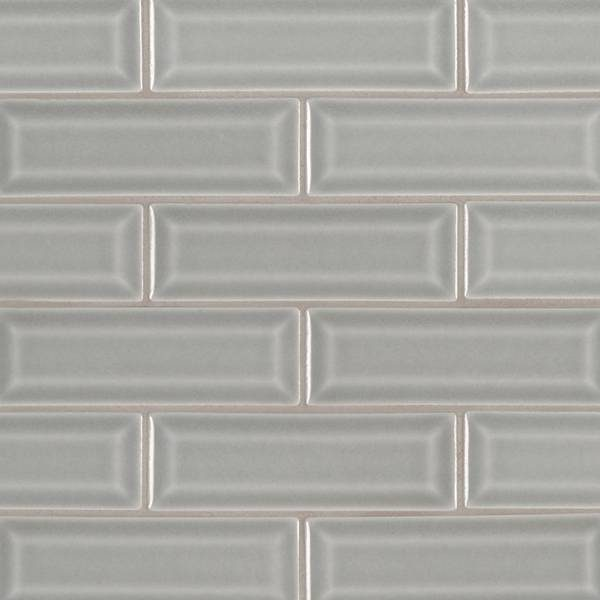 Highland Park By Msi Stone Mosaic 3x6 Whisper White Subway